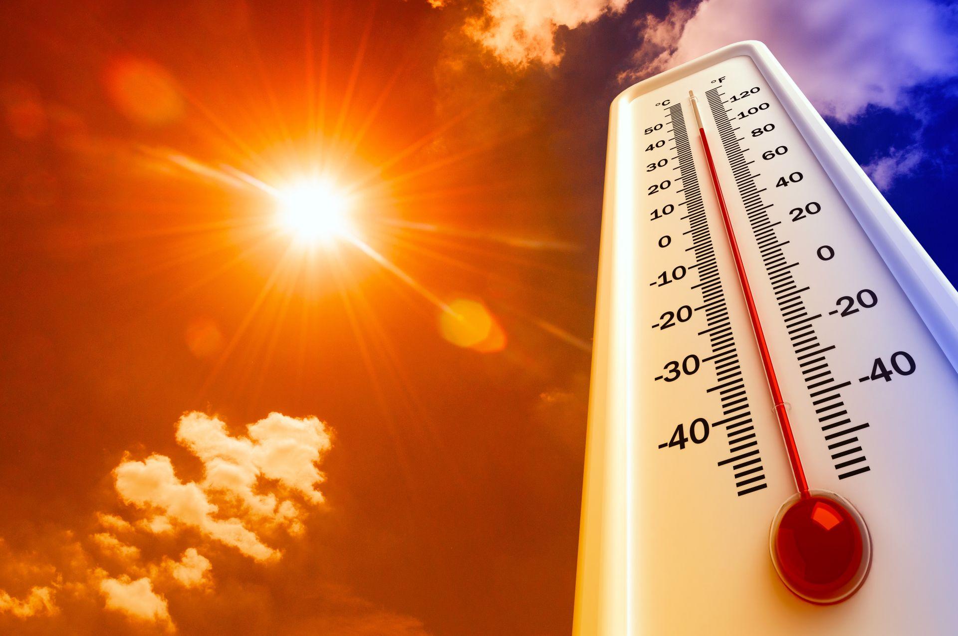 Jueves caluroso para la CDMX