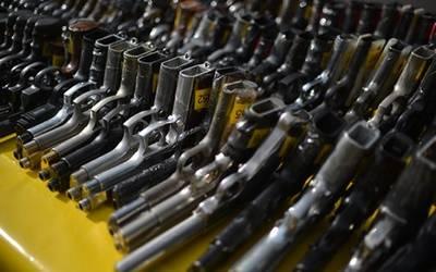 México y EE.UU. acuerdan ampliar revisión para el combate al tráfico de armas