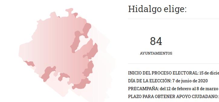 Elecciones locales en Hidalgo deben realizarse este año: Lorenzo Córdova