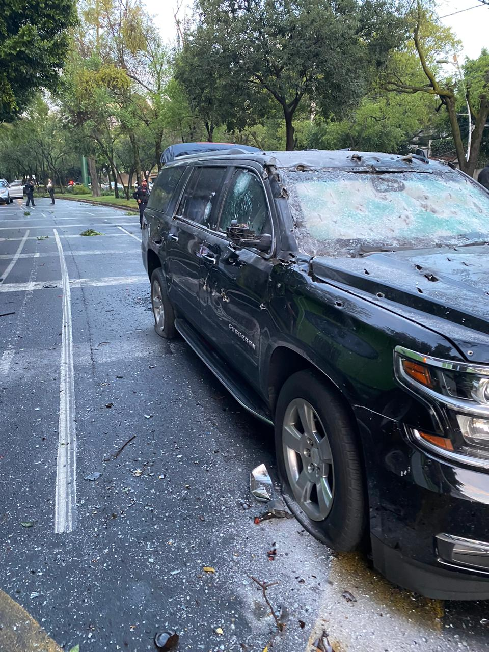 3 muertos y 12 detenidos, tras el atentado al Secretario de Seguridad Ciudadana, Omar García Harfuch