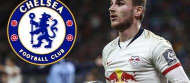 Timo Werner es nuevo jugador del Chelsea y se olvida de Champios League con el Leipzig