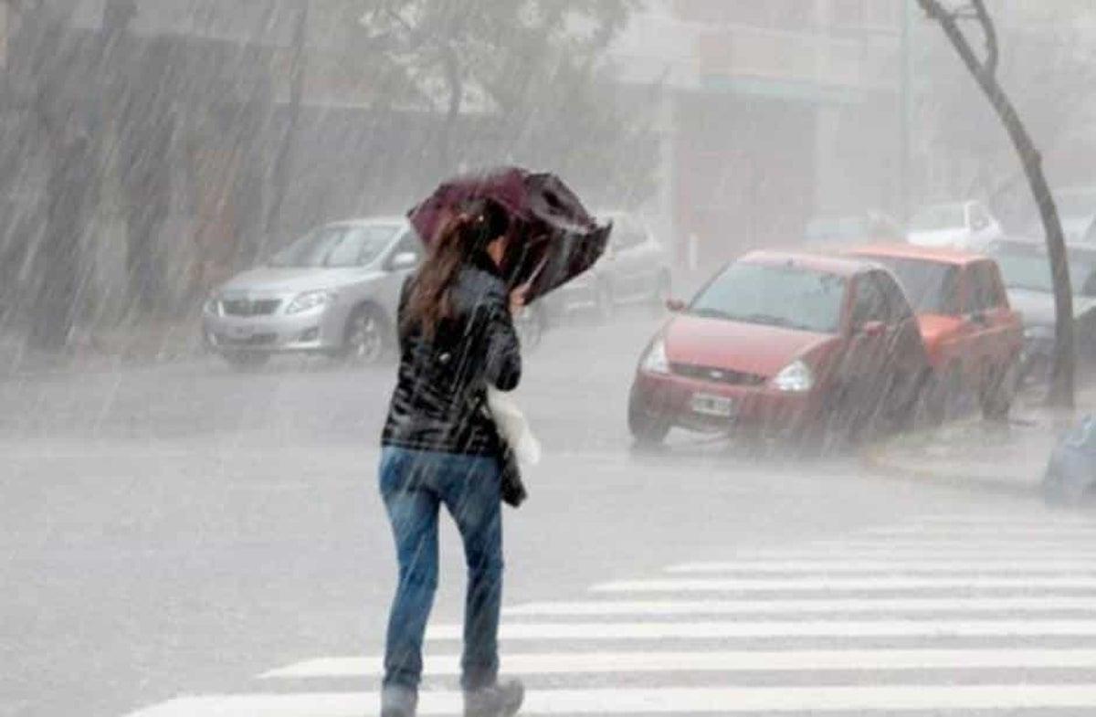 Se prevén lluvias con actividad eléctrica y caída de granizo en la Ciudad de México