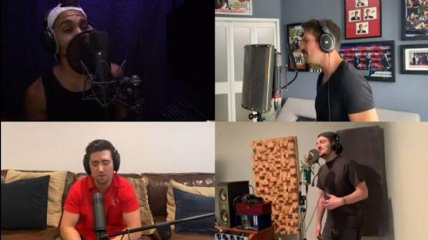Después de 5 años de su separación, Big Time Rush regresa