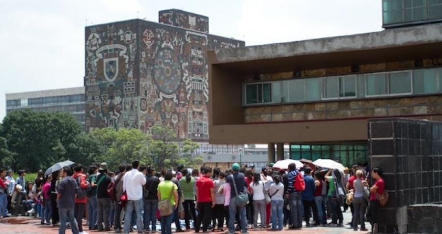 UNAM publica convocatoria para ingreso a licenciatura