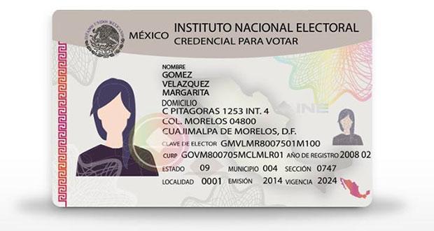 Trámite de Constancia Digital de Identidad es gratuito: INE