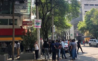 Se registra sismo en la alcaldía de Benito Juárez, no ameritó alerta sísmica