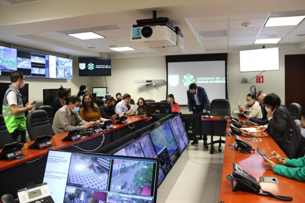 Se activó Protocolo de Emergencia por Sismo: Gobierno de la Ciudad de México