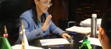 Reanudan audiencias públicas con Jefa de Gobierno, pero virtuales