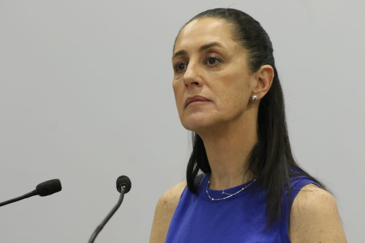 Falso que la Ciudad de México pase a semáforo verde: Claudia Sheinbaum