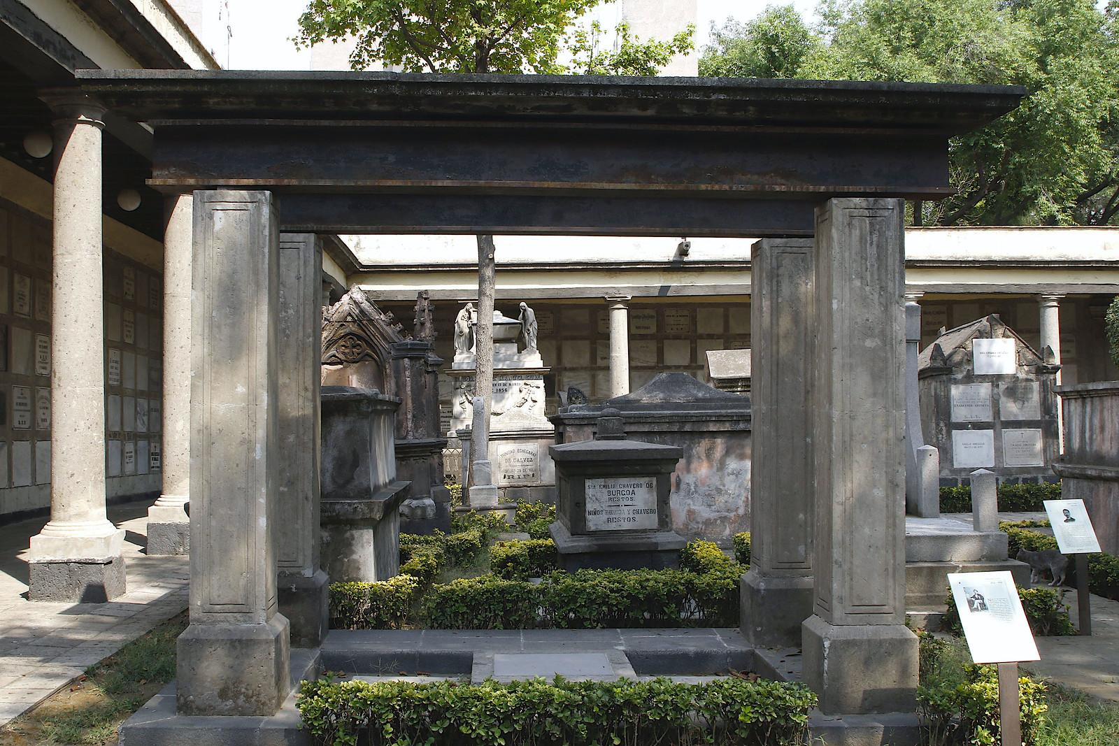 Museo Panteón de San Fernando presentará exposición virtual sobre la colonia Guerrero