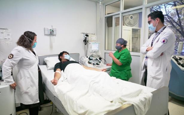 Reporta salud que más de 35 mil mexiquenses han superado al COVID-19