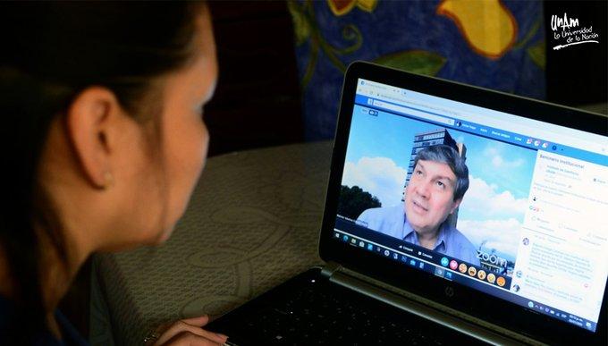 Educación en línea, igual de eficiente como la presencial: UNAM