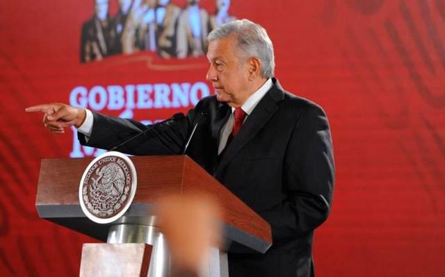 """AMLO informó que habrá una """"Subasta en Los Pinos"""""""