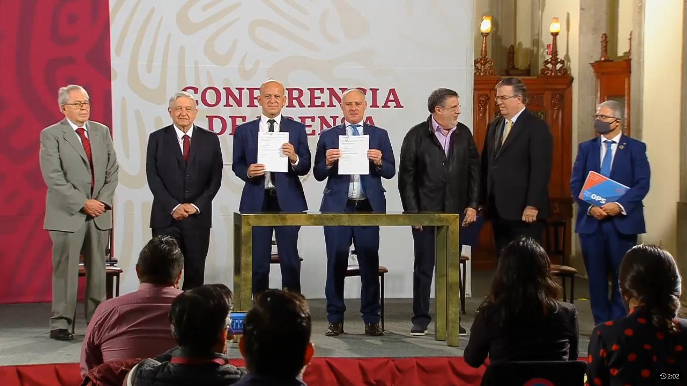 ONU se encargará de la adquisición de precios bajos en medicamentos para México