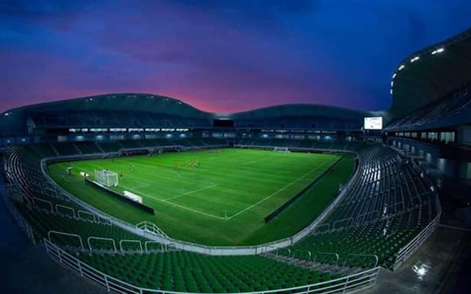 """Mazatlán y Puebla estrenan el estadio """"El Kraken"""""""
