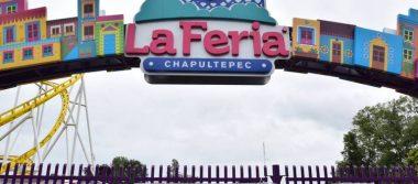 Comienza desmantelamiento de La Feria de Chapultepec