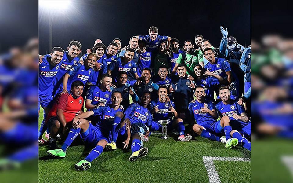 Cruz Azul se coronó campeón de la copa GNP por México