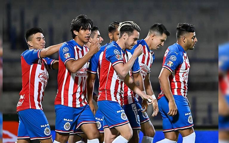 Chivas en la final de la Copa GNP por México