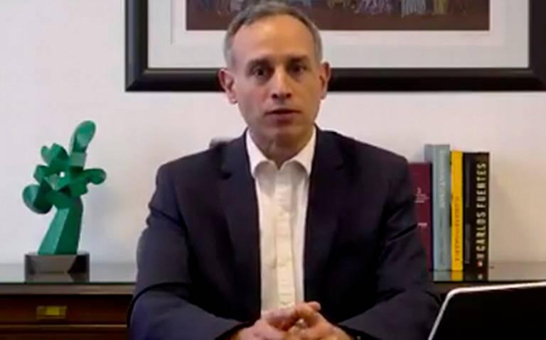 Senadores del PAN planean denunciar a López-Gatell por negligencia