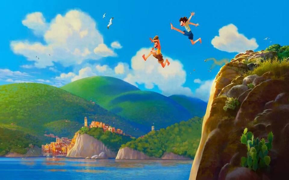 """""""Luca"""" La nueva película de Pixar"""