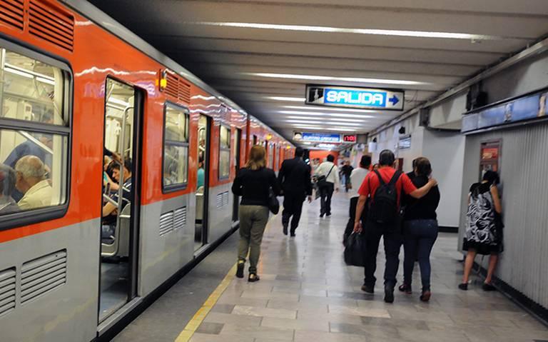 La estación Zócalo de la Línea 2, ofrecerá servicio de 11:00 a 17:00 horas.