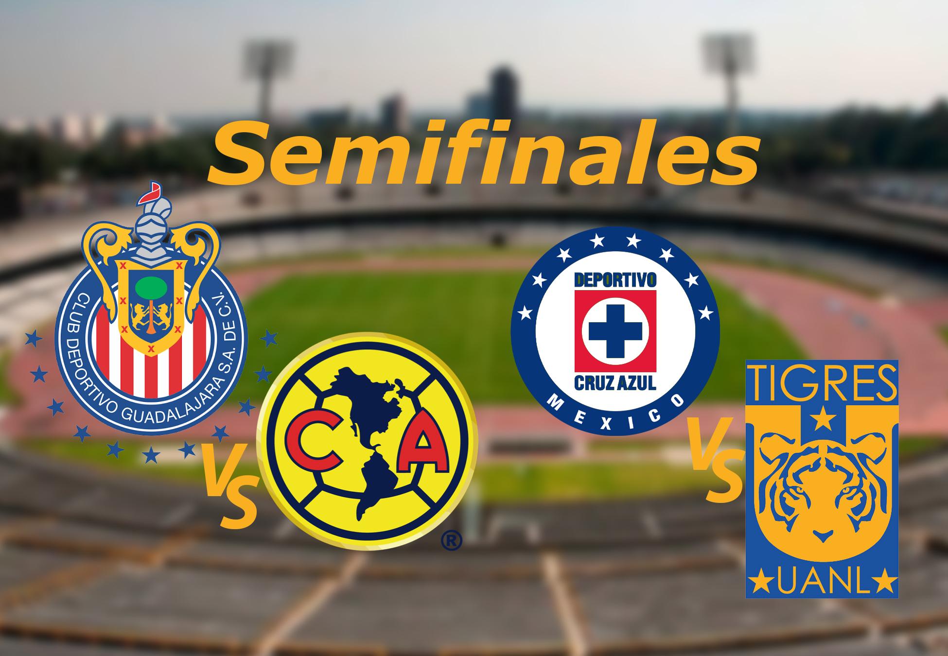 Las semifinales de la Copa GNP Por México ya están listas