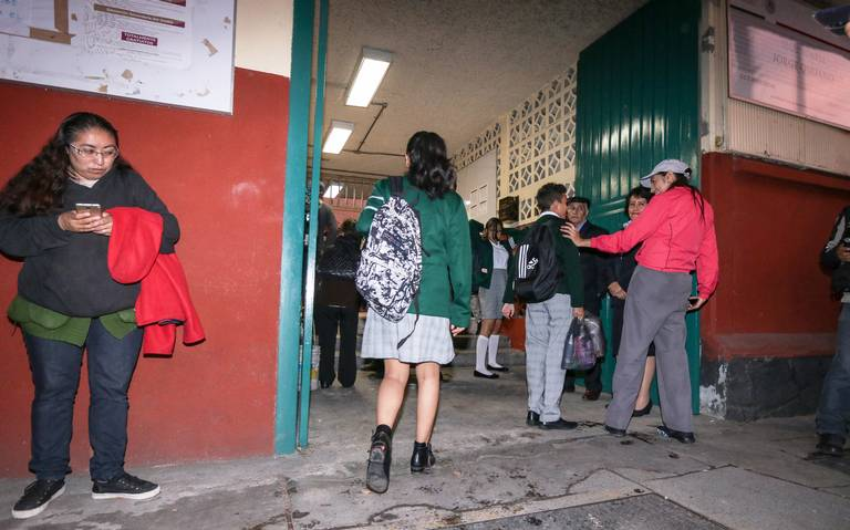 Este viernes se darán los resultados del proceso de admisión a secundarias en la Ciudad de México
