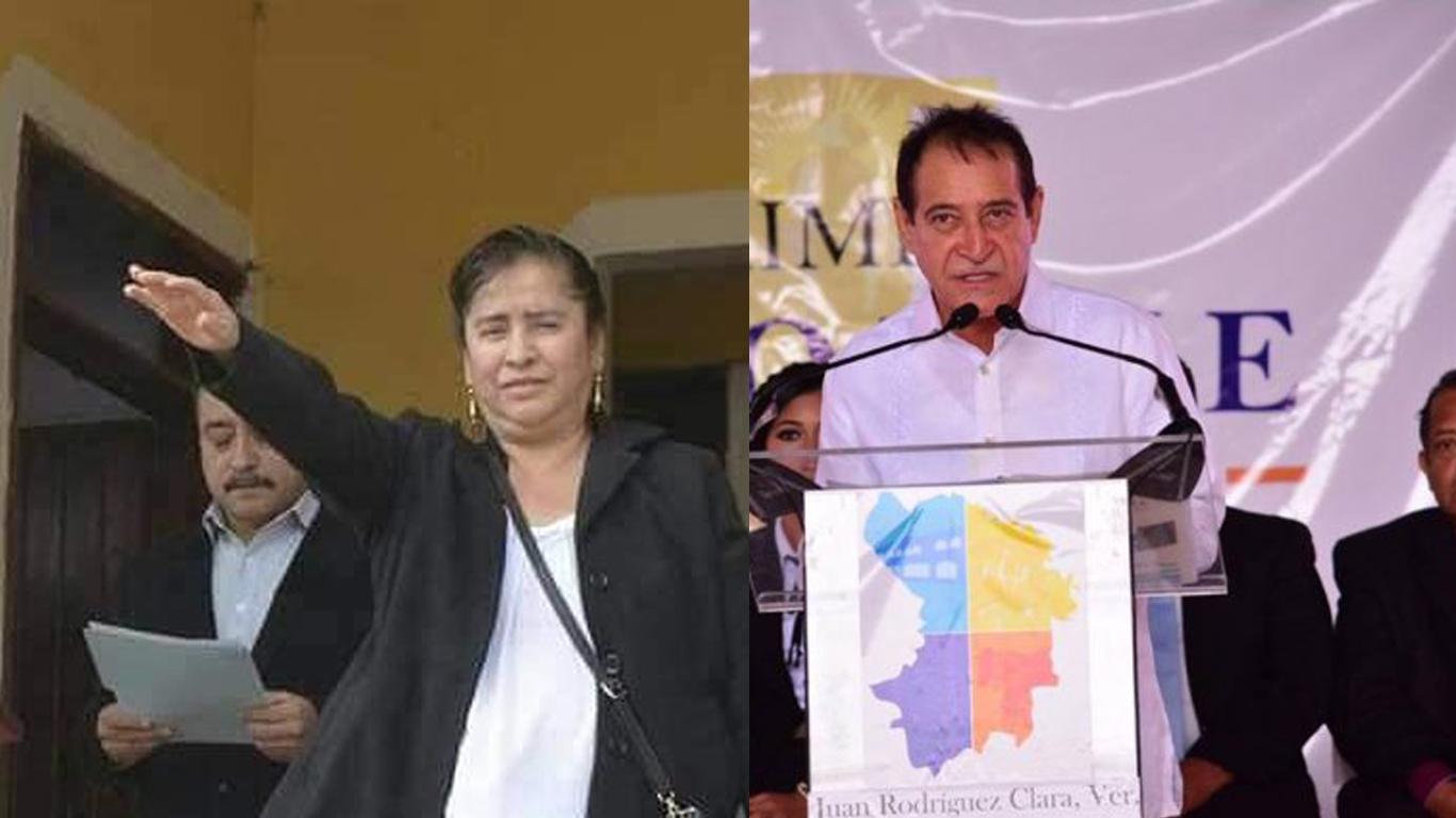 Fallece alcaldesa por COVID-19 en Veracruz y alcalde da positivo