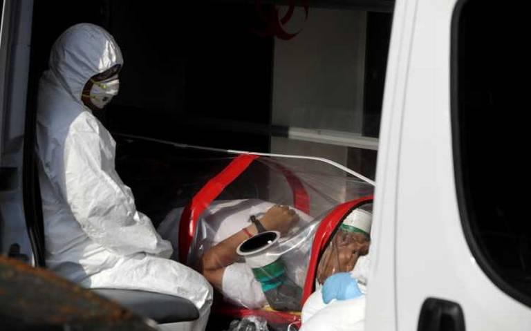 México supera en muertes a España por COVID-19