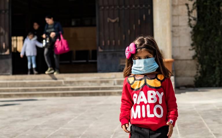 6 mil 212 menores de edad contagiados de COVID-19 en México