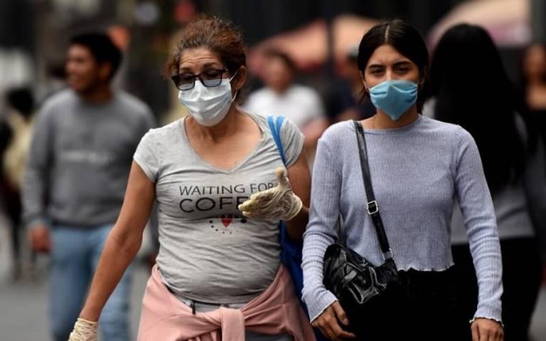 Advierten tráfico de cubrebocas y desinfectantes de mala calidad
