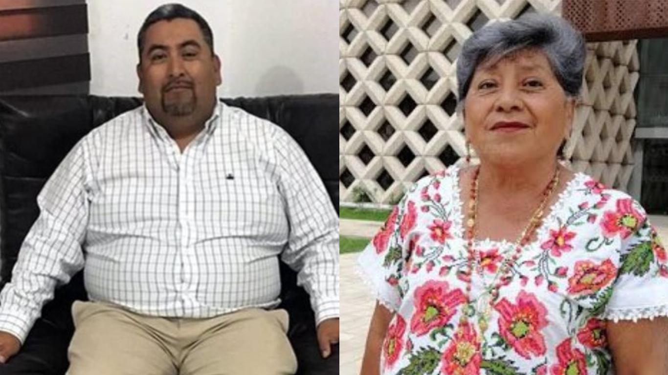 Fallecen por COVID-19 alcaldesa de Yucatán y alcalde de San Luis Potosí