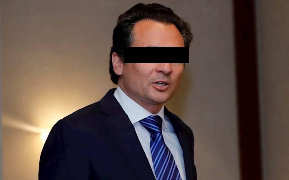 FGR acusa a Emilio Lozoya por el delito de operaciones con recursos de procedencia ilícita