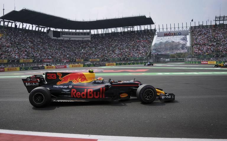 Por COVID-19, Fórmula 1 cancela carreras en México