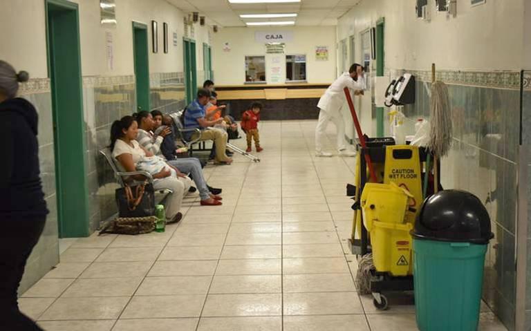 Colima registra 100% de ocupación hospitalaria