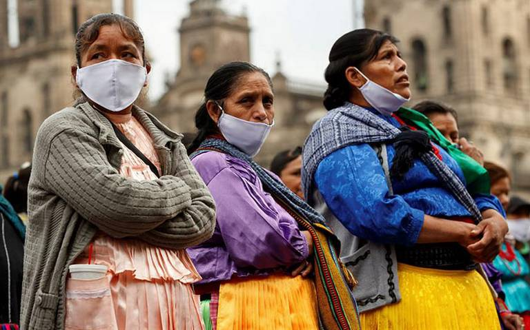 OMS alerta sobre el riesgo de pueblos indígenas por COVID-19