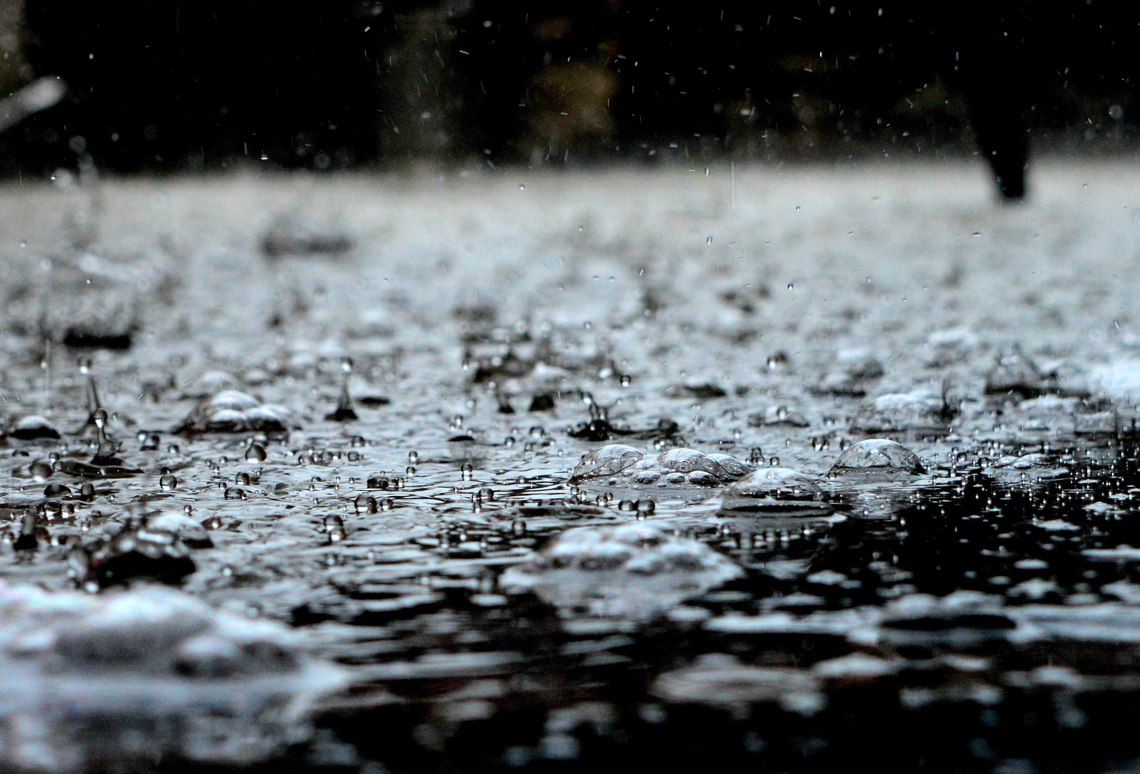 Martes nublado con probabilidad de lluvia