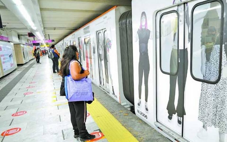 """""""Trenes como los de París"""", para el metro de la CDMX"""