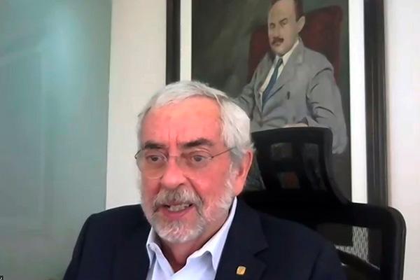 Ante la pandemia, debemos aprender a vivir ante nuevas realidades, dijo Graue a rectores de América Latina