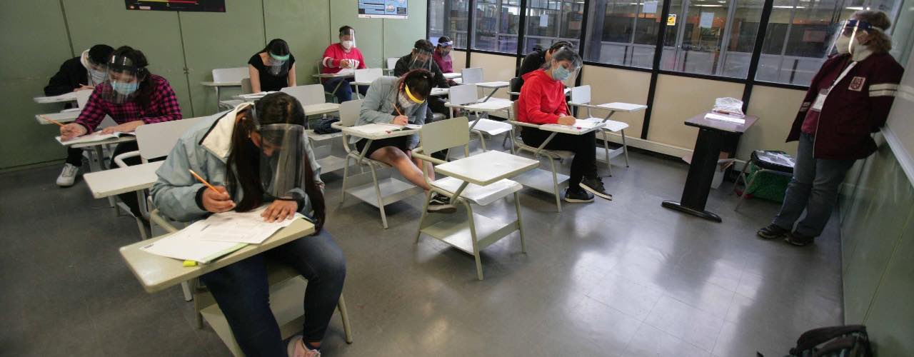 Más de 36 mil aspirantes al Nivel Superior participaron en el último día de aplicación del examen de admisión al IPN
