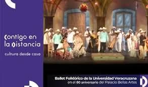Ballet Folklórico de la Universidad Veracruzana presenta Raíces de Veracruz en el Palacio de Bellas Artes