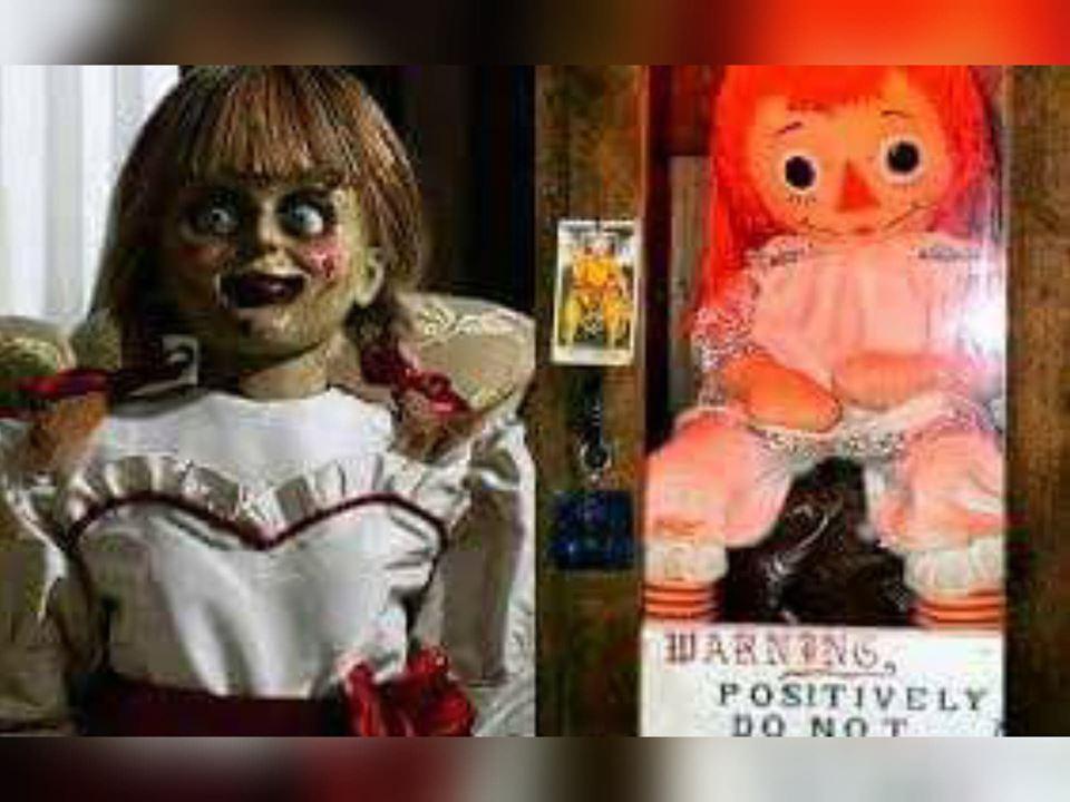 La muñeca Annabelle desapareció