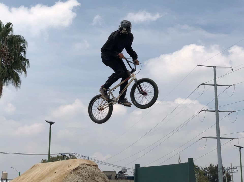 Estrenan pista de BMX en Iztapalapa: UTOPÍA Tezontli