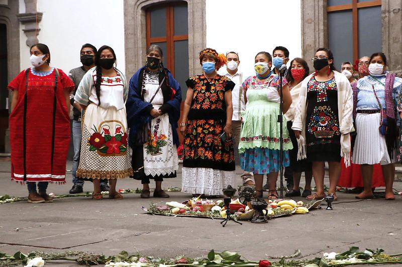 Organizan Fiesta de las Culturas Indígenas virtual