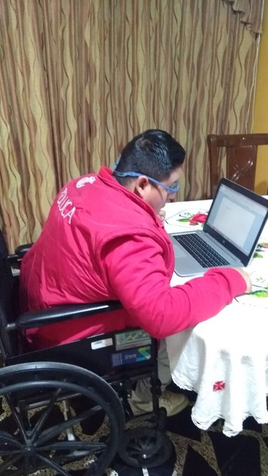 Habilita Salud Edoméx plataforma digital para el desarrollo de personas con discapacidad