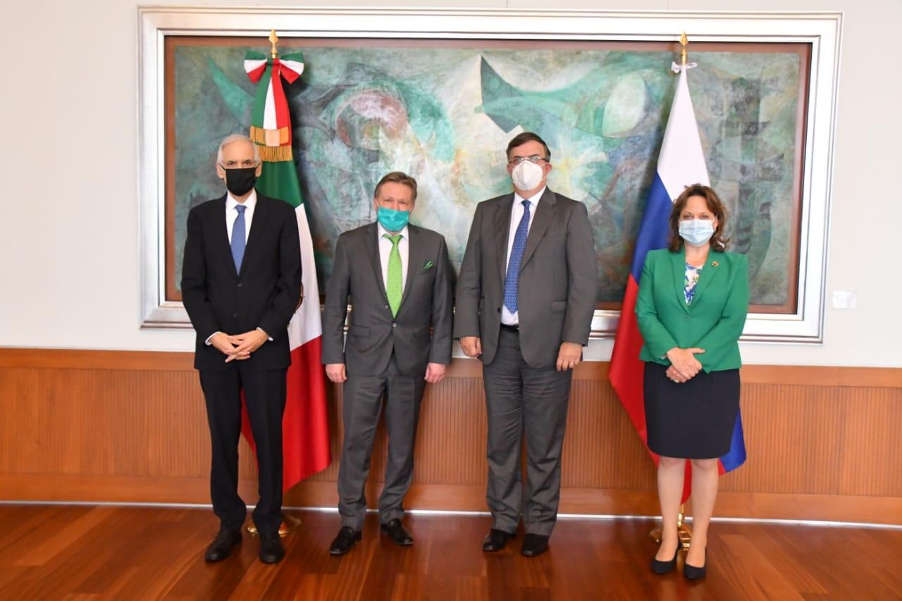 """México estrecha colaboración con Rusia para sumarse a pruebas clínicas de la vacuna """"Sputnik V"""" contra el COVID-19"""