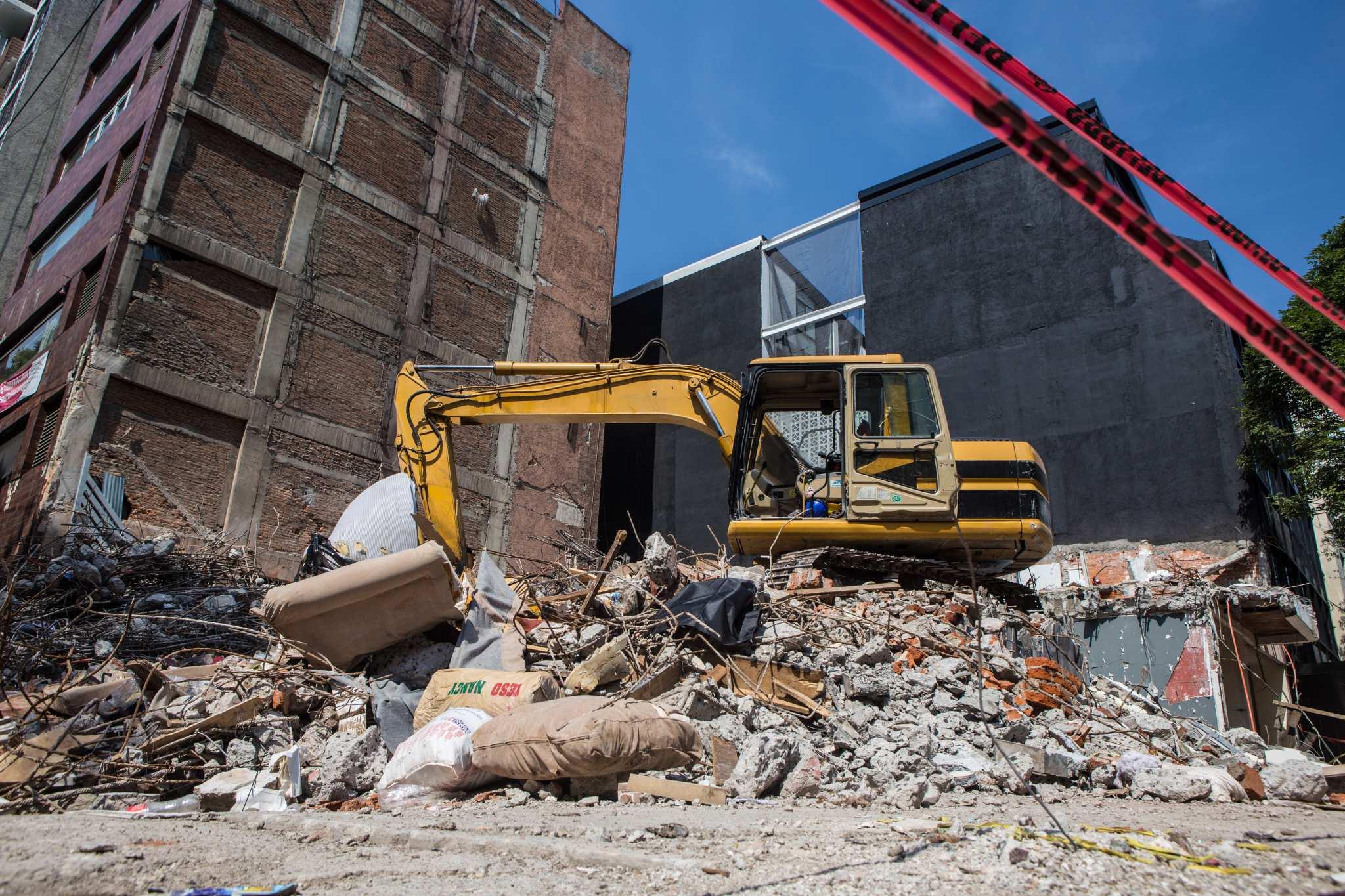 Concluirá este año gobierno capitalino reconstrucción de 144 edificios y 7 mil viviendas dañadas por sismo 19S