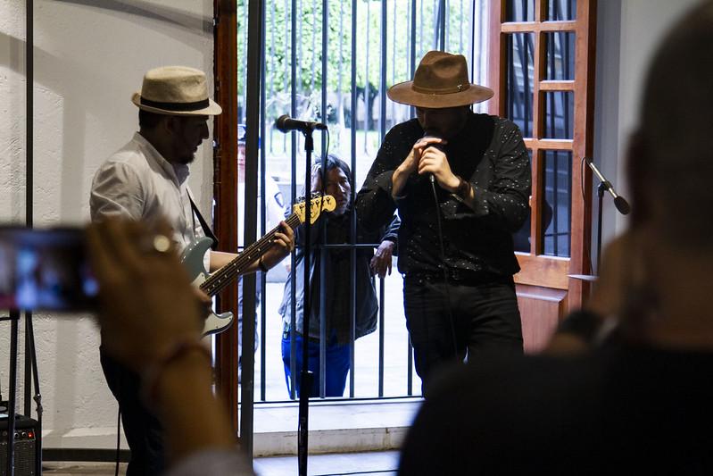 Ventana Musical del Museo Archivo de la Fotografía cumple su primer aniversario