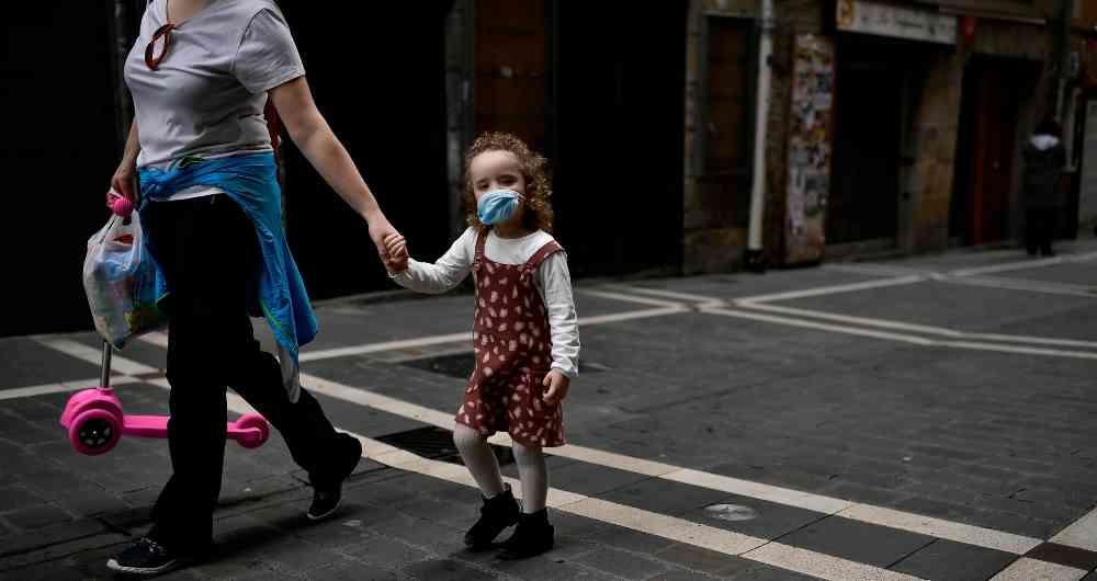 Los niños las  víctimas ocultas de la pandemia de COVID-19