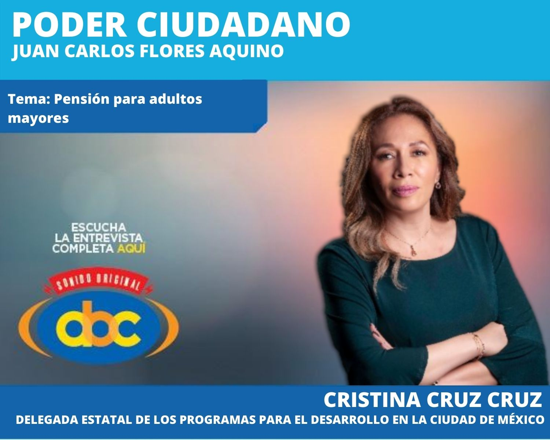Todos los programas del Gobierno de México son gratuitos y sin intermediarios: Cristina Cruz